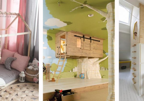 Diy Pour Fabriquer Un Lit Cabane Pour Vos Enfant Et Pas Cher