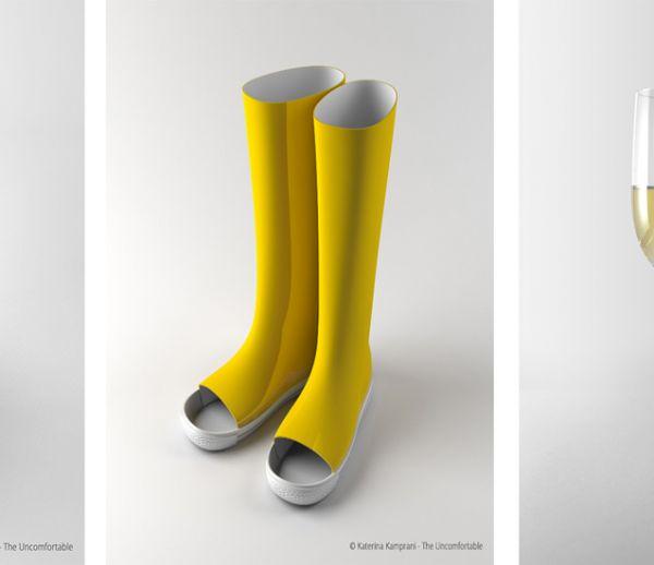 Une designer a délibérément conçu ces objets pour vous gâcher la vie !