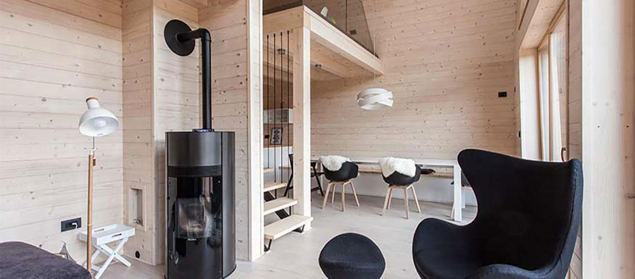 Best of voici les plus belles maisons en bois - Les plus belles maisons en bois ...