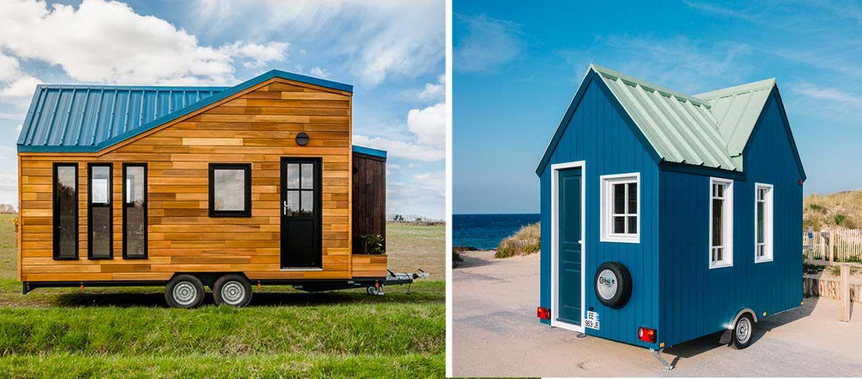 7 superbes tiny houses 100% françaises à installer tout de suite dans votre jardin !