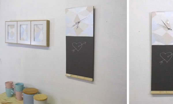 Tuto : Fabriquez une horloge-mémo pratique pour organiser sa journée