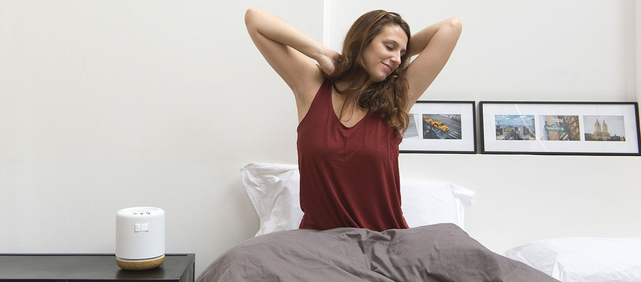 Ce coussin connecté régule votre température, pour vous aider à trouver le sommeil