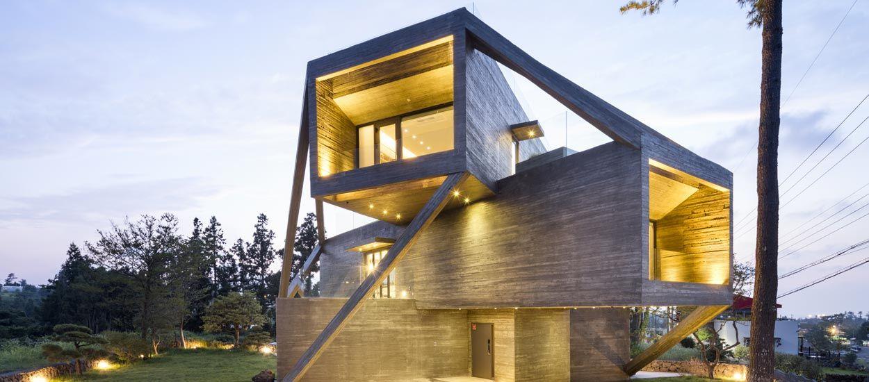 11 merveilles architecturales pour vous faire changer d'avis sur le béton !