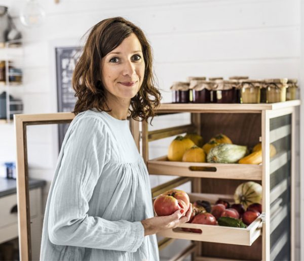 Depuis un an, Marie, deux enfants, a choisi de se passer de réfrigérateur