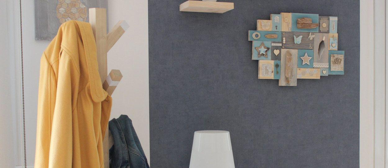 Tuto : Construisez un portemanteau hyper pratique avec des tasseaux