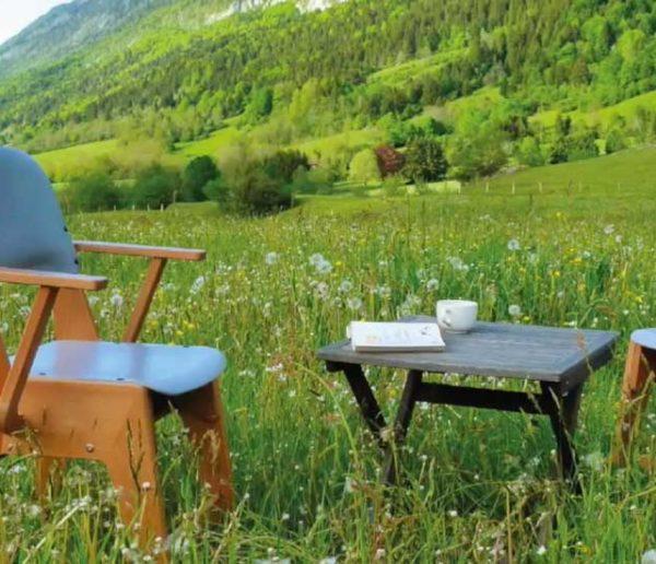 La Chaise pour Tous grandit et s'adapte aux différents âges de la vie