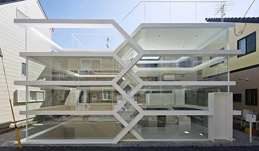 Yuusuke Karasawa - s-house (2013)