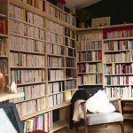 Au vrai chic littérère, librairie itinérante et douillette.