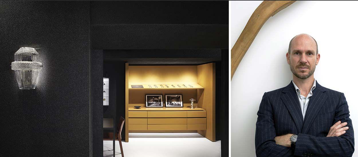 """Tristan Auer, créateur de l'année M&O : """"Avant le style, le confort est la finalité de mon métier"""""""