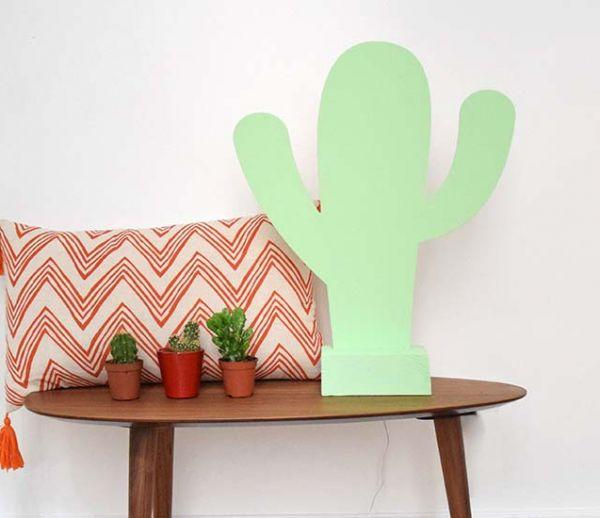 Tuto : Fabriquez une adorable lampe cactus parfaite avec une fraiseuse numérique !