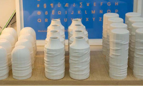 Façonnez les vases du futur avec votre voix... ou en secouant votre téléphone !