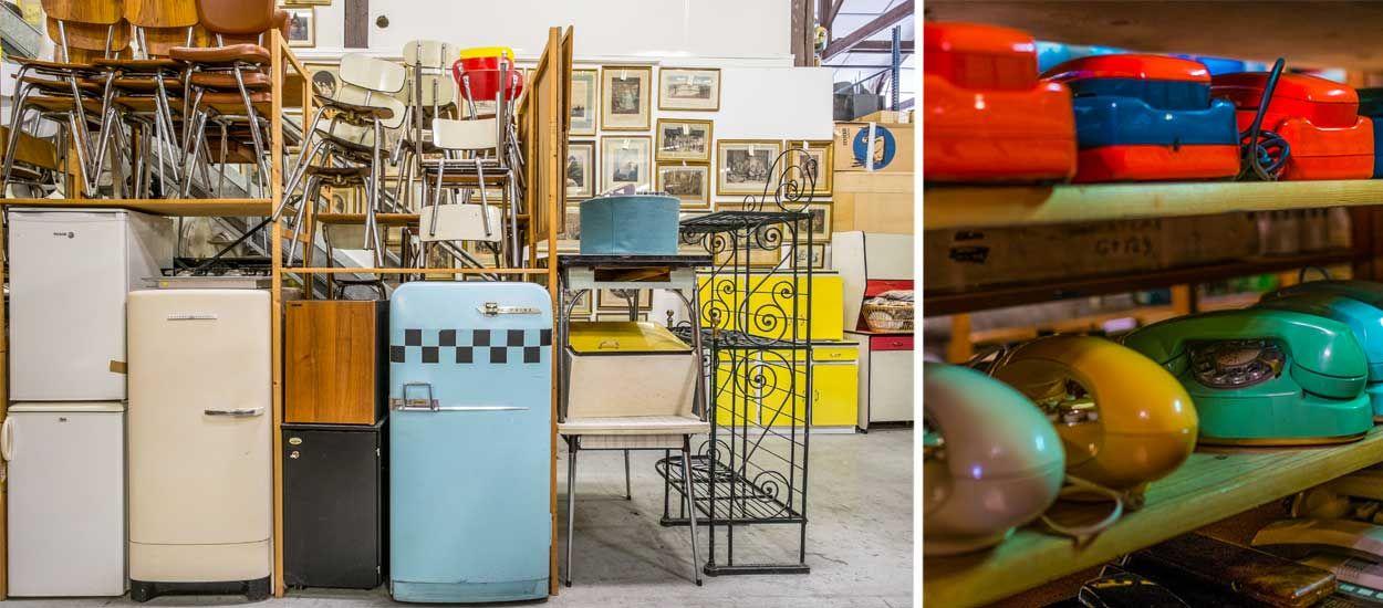 À ne pas manquer : Vente exceptionnelle de mobilier vintage et de décors cultes du cinéma