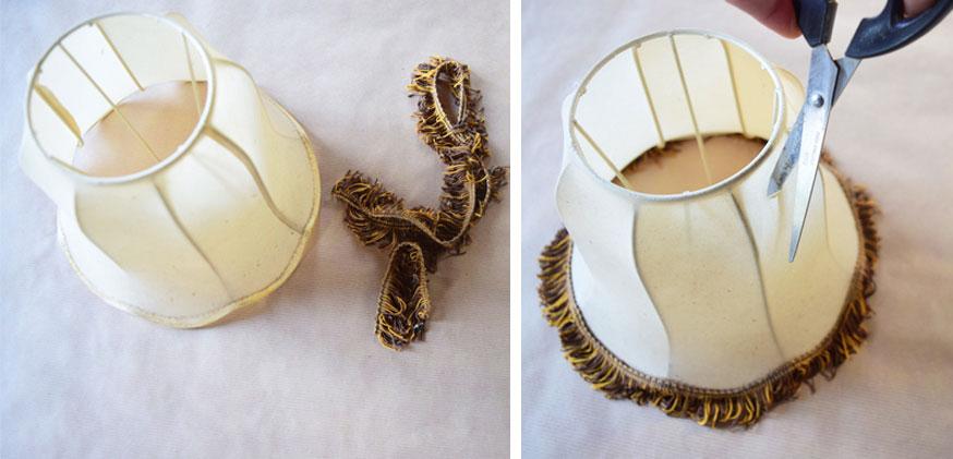 diy pour fabriquer une jolie suspension avec une carcasse. Black Bedroom Furniture Sets. Home Design Ideas