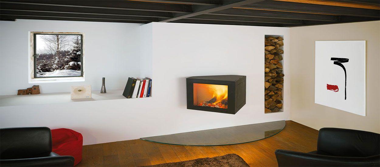 Pourquoi se chauffer avec un chauffage au bois la maison - Se chauffer au bois ...