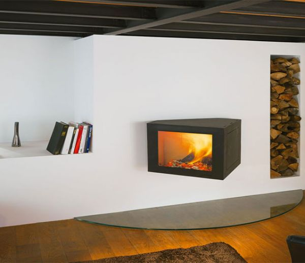 po le bois design comment int grer des po le bois votre d co. Black Bedroom Furniture Sets. Home Design Ideas