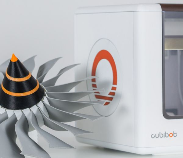 La première imprimante 3D pour le grand public existe enfin