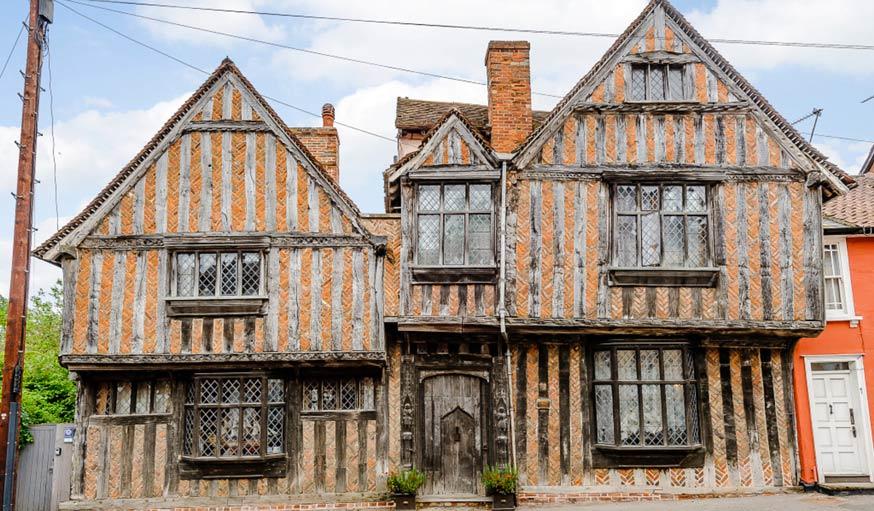 La maison qui a servi de décor aux films d'Harry Potter