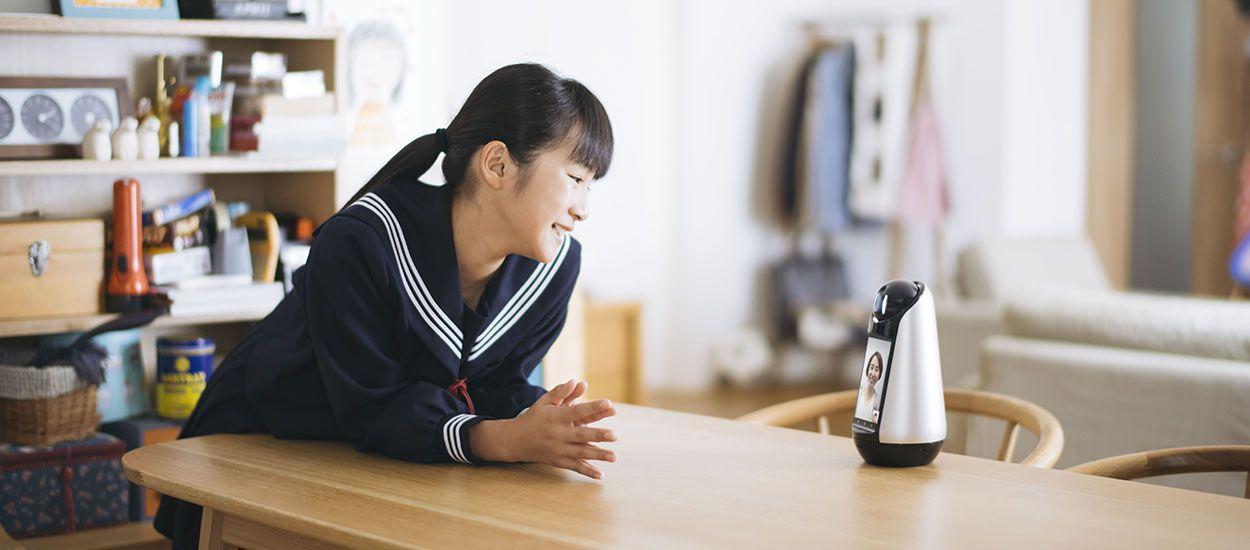 Cet adorable assistant personnel deviendra-t-il votre prochain robot de compagnie ?