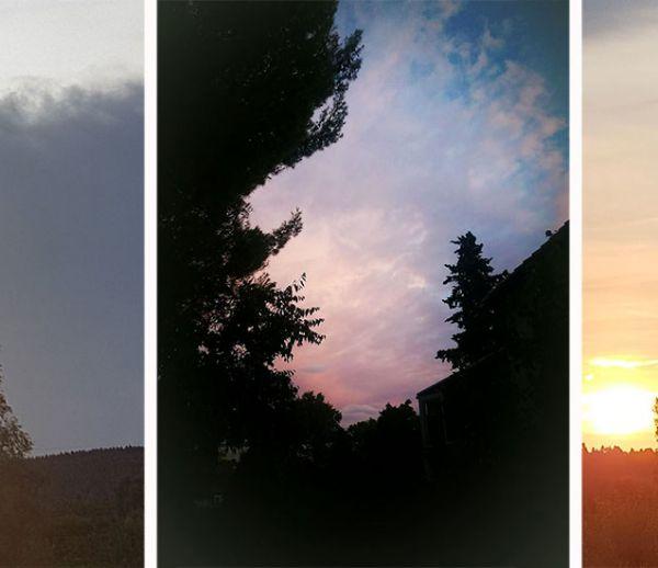 Superbes couchers de soleil à l'horizon : vos plus belles photos de septembre