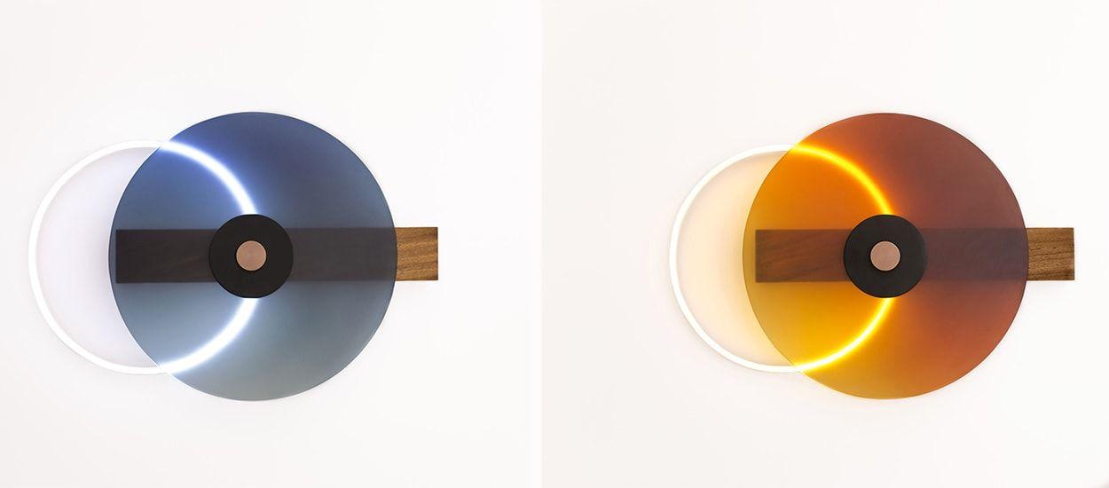 Cette lampe étonnante vous donnera l'impression d'observer une éclipse solaire