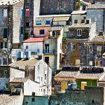 La ville de Mussomeli en Italie propose des maisons