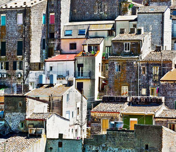 Offrez-vous une maison en Sicile pour quelques euros symboliques
