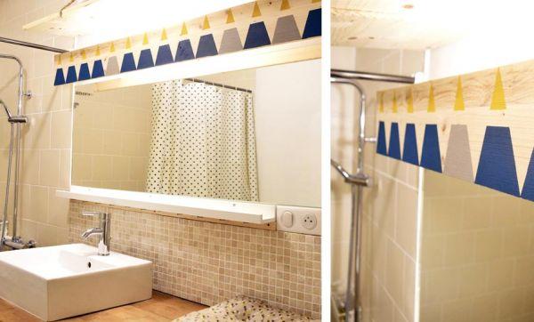 Tuto : Fabriquez un bandeau lumineux pour la salle de bains