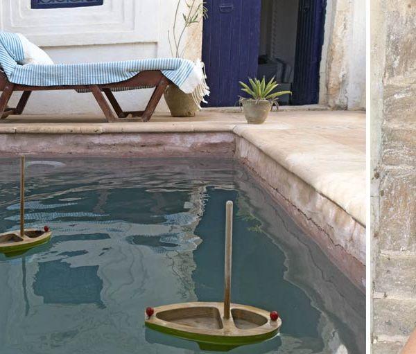 Et si nous nous inspirions des patios tunisiens pour construire nos maisons ?