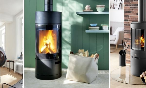 Sélection de poêles à bois: les nouveaux atouts design de votre intérieur