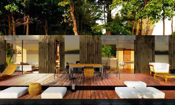 Cette maison en kit écologique et durable ne coûte que 28 000 euros