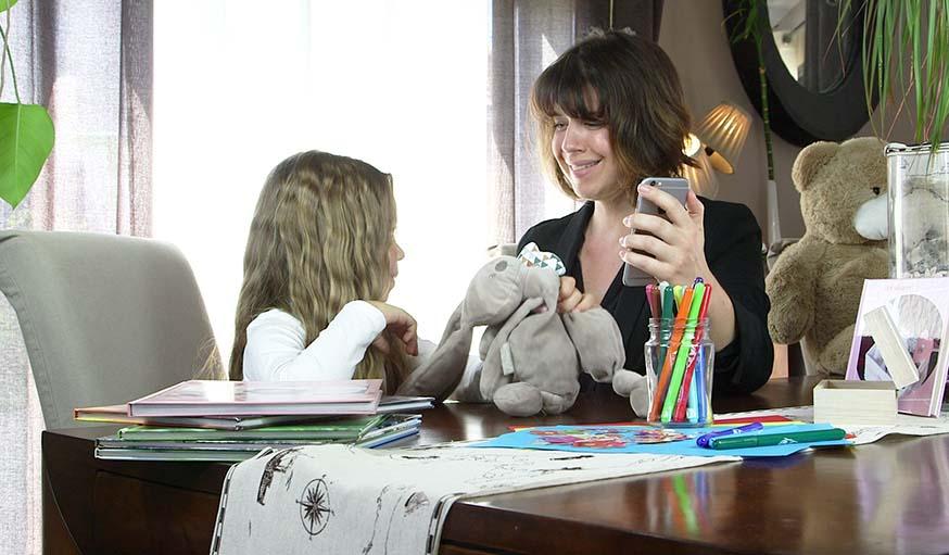 votre enfant ne perdra plus jamais son doudou avec patxi le petit objet connect. Black Bedroom Furniture Sets. Home Design Ideas