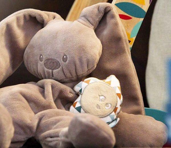 Votre enfant ne perdra plus jamais son doudou avec Patxi, le petit objet connecté