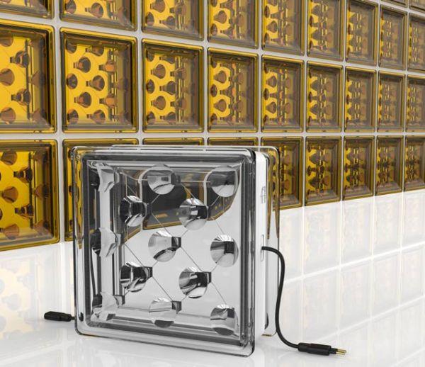 Nouvelle alternative aux panneaux photovoltaïques : les briques en verre solaires