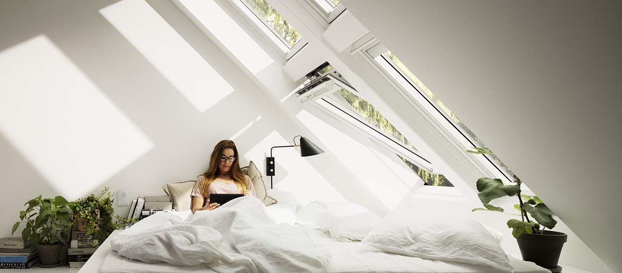 Une fenêtre qui s'ouvre toute seule pour aérer la maison ? Ça existe !