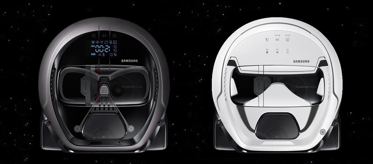 Les aspirateurs robots Star Wars, pour les Jedi du ménage