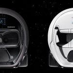Les aspirateurs robots POWERbotTM VR7000.