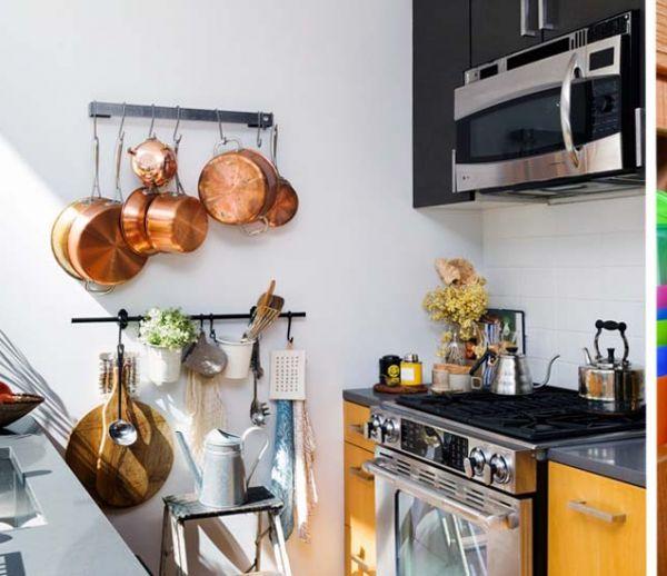 22 astuces super efficaces pour optimiser votre petite cuisine