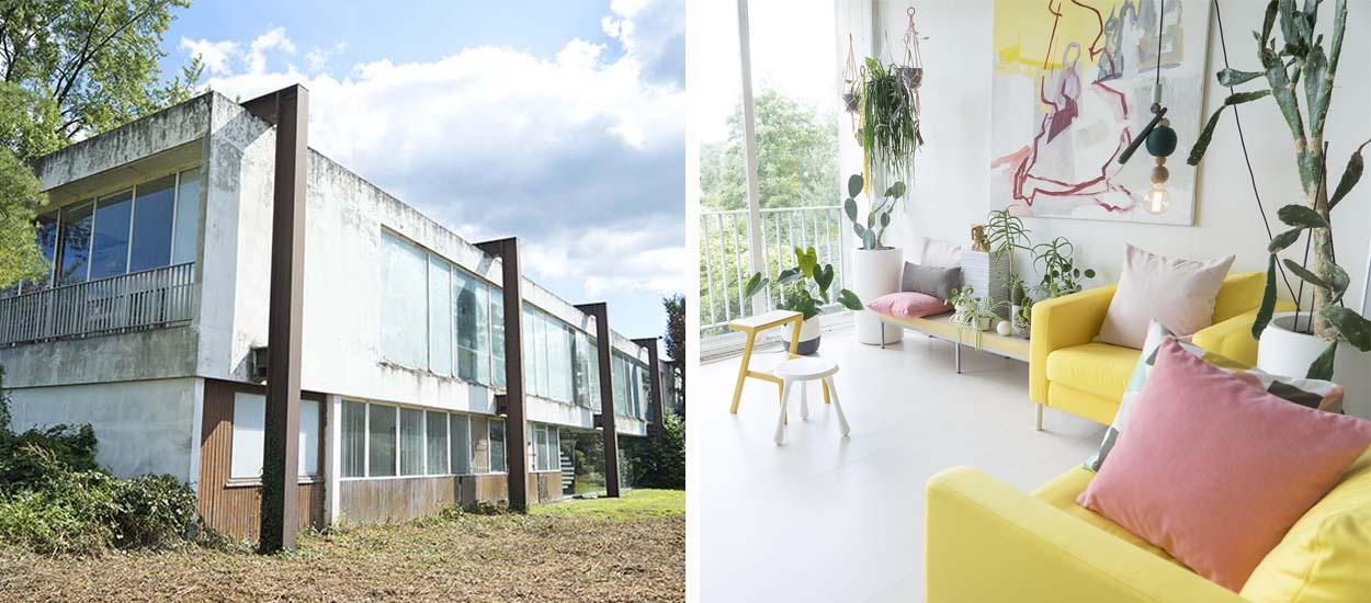 Une ancienne usine transform e en habitat la maison de - La maison de judith ...