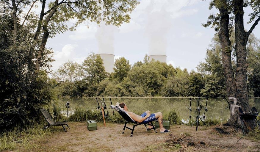 Centrale nucléaire de Nogent sur Seine (Aube), 2003