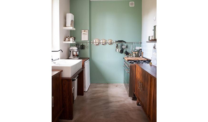 notre s lection d co et am nagement pour une petite cuisine. Black Bedroom Furniture Sets. Home Design Ideas