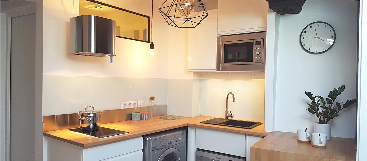 Conseils de pros pour bien choisir l'éclairage de sa cuisine