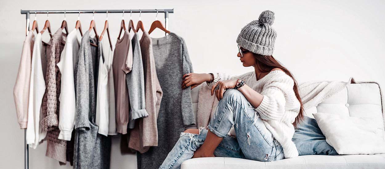 Conseils de pros pour organiser votre dressing d'hiver