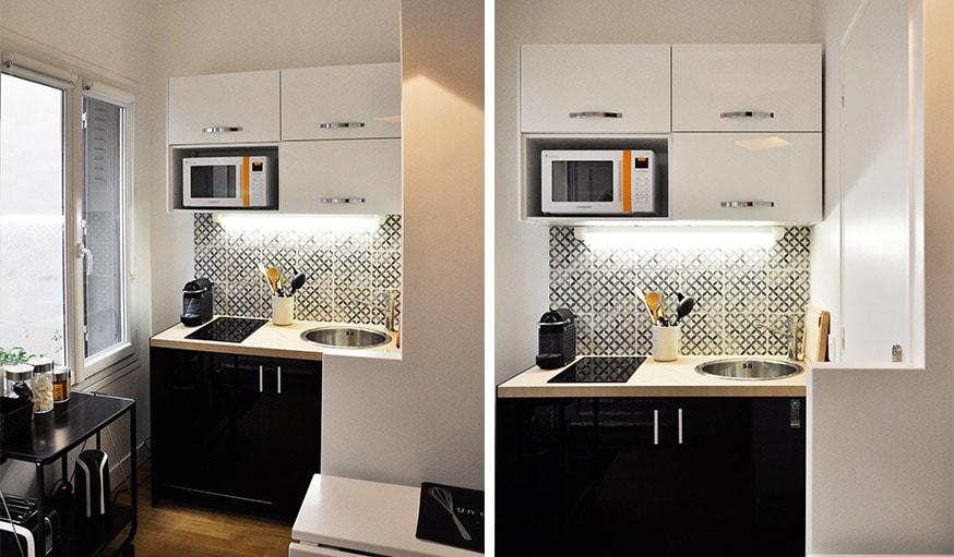 Notre sélection déco et aménagement pour une petite cuisine - 18h39.fr
