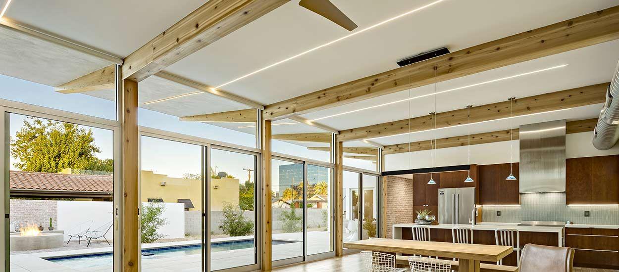 14 idées pour illuminer votre maison avec des rubans LED