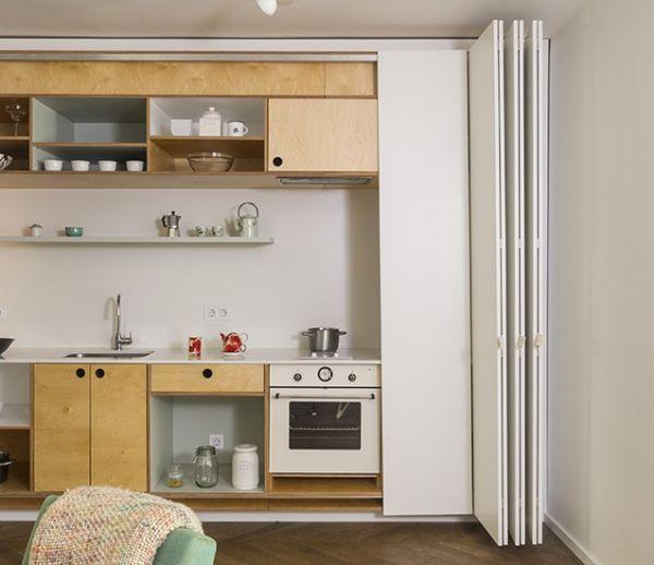 13 aménagements et idées déco pour votre petite cuisine !