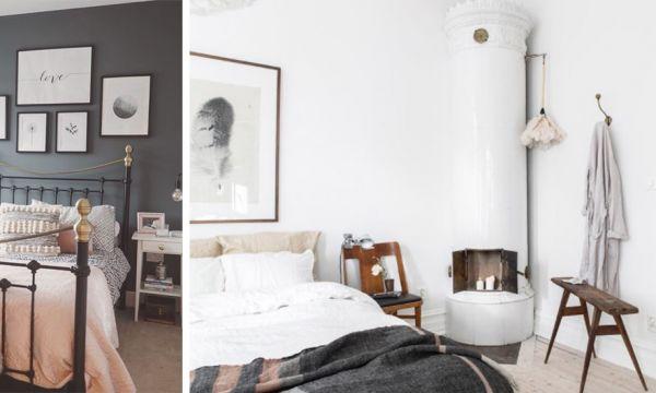 9 belles chambres hygge qui vous donneront envie de rester sous la couette !