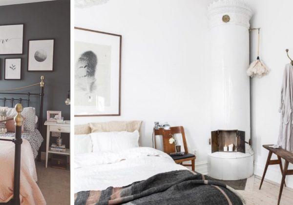 Inspiration déco hygge chambre , 9 chambres à coucher