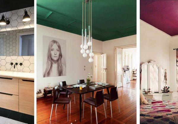 Deco Tendance De L Automne Idees Pour Peindre Son Plafond
