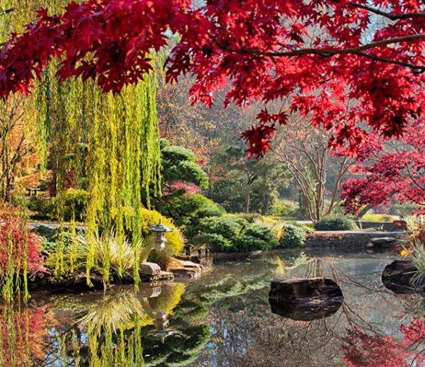 Visite de ce jardin extraordinaire, en 10 photos !