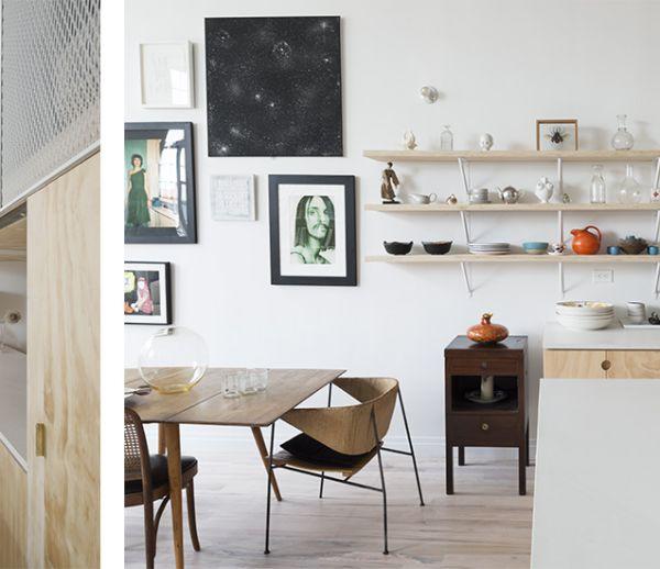 6 inspirations déco à emprunter à ce magnifique loft new-yorkais
